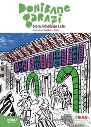 Donibane Garazi (B1) ( liburua + CD)  | Arbelbide Lete, Nora