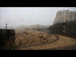 Quand la pluie s'invite : atelier time lapse | Département image