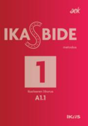 IKASBIDE A1.1 - Ikaslearen fitxategia - Fichier de l'élève, 1  | AEK