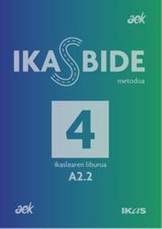IKASBIDE A2.2 - Ikaslearen fitxategia - Fichier de l'élève, 4 | AEK