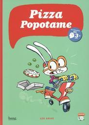 Pizza Popotame / Leo Arias, auteur   Arias, Leo. Auteur